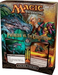 Phyrexia VS. The Coalition: Duel Deck