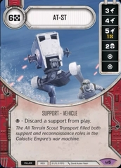 AT-ST (Sold with matching Die)