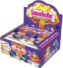 Garbage Pail kids: Brand-New Series 3: Booster Box: 2013 Edition