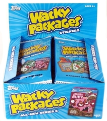 Wacky Packages:Stickers: All-New Series 8: Booster Box: 2011 Edition