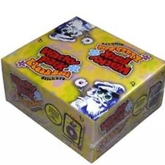 Wacky Pack: Flashback: Stickers: Booster Box: 70's: 2008 Edition
