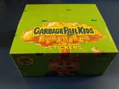 Garbage Pail Kids: Flashback: Stickers: 80's: Booster Box: 2011 Edition