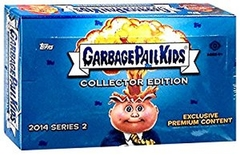 Garbage Pail Kids: 2014 Series 2: Collector's Edition: Booster Box: 2014 Edition