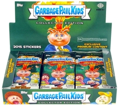 Garbage Pail Kids: 2015 Stickers: Collector's Edition: 2015 Edition