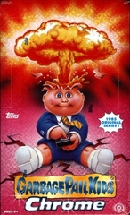 Garbage Pail Kids: Chrome: 1985 Original Series 1: Booster Box: 2014 Edition