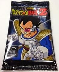 DBZ Premier: Booster Pack(unknown printing)