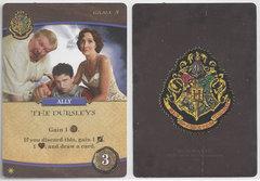 Harry Potter Hogwarts Battle DBG The Dursleys Promo Card