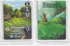 Valeria Pack of 3 Domain Court/Field/Coliseum Cards