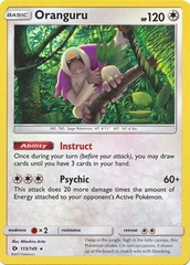 Oranguru - 113/149 - Rare - Theme Deck Exclusive