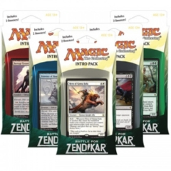 Battle for Zendikar: Intro Pack: Box of 10