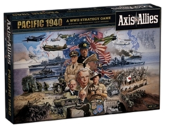 Axis & Allies: Pacific 1940: 1st Edition