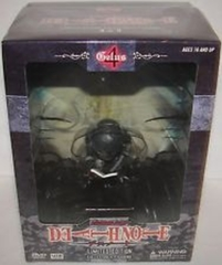 Gelus 4 +dvd: 4 of 9: Deathnote: Collector's Figure
