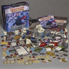 D & D Castle Ravenloft
