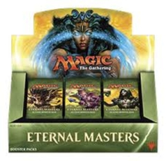 Eternal Masters: Booster Box