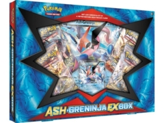Ash-Greninja EX Box: Box Set