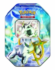 Collector's Tin (Arceus Lv.X)