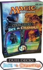 Jace VS Chandra: Duel Deck