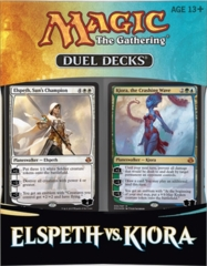 Elspeth VS. Kiora: Duel Deck