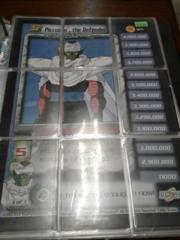 DBZ Piccolo, The Defender 9 Card Puzzle Set