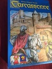 Carcassonne Base Set - 2000 Version