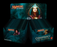 Conspiracy 2: Take the Crown: Booster Box