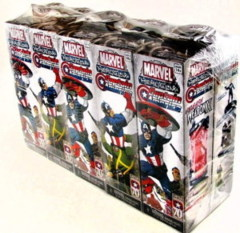 Captain America Booster Case