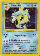 Gyarados - 6/102 - Holo Rare - Unlimited Edition