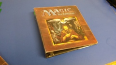 MTG 3-Ring Binder 5th Edition (USED)(VER. 2)