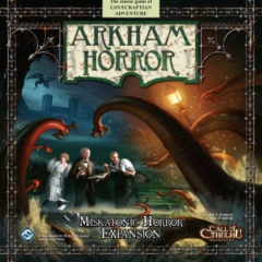 Arkham Horror: Miskatonic Horror: 2011 Edition