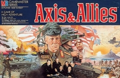 Axis and Allies: Base Set (1984 Editon)