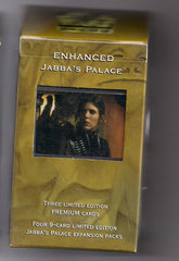 Enhanced Jabba's Palace: Leia as Boussh Sealed Deck