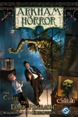 Arkham Horror: The Curse of the Dark Pharaoh: 2010 Edition