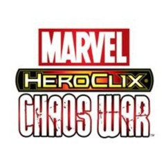 Chaos War Counter Top Booster Box