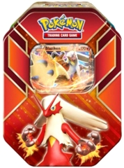 Collector's Tin (Blaziken EX)