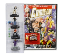 Comic-Con: Episode IV: A Fan's Hope: Exclusive DVD + 4 Figure Set