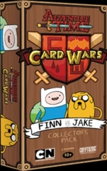 Finn vs. Jake: 2-Player Starter: Collector's Pack