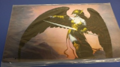 Playmat AOM Brom Golden Helm