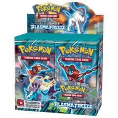 Black and White: Plasma Freeze: Booster Box