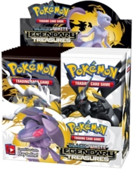 Black and White: Legendary Treasure: Booster Box