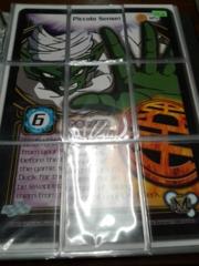 DBZ Piccolo Sensei 9 Card Puzzle Set