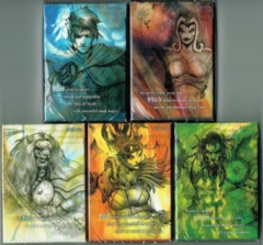 Magic 2011: Half Decks: Sample Decks: Box of 20