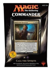 Call the Spirits: 2015 Commander: Box Set