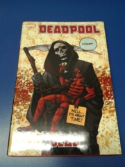 Deadpool: Dead Hard Cover