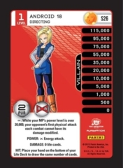 Android 18 1-4 Evolution Personality Stack Pack Foil