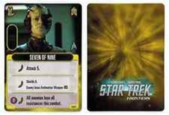 Seven of Nine: Star Trek Frontiers: Promo