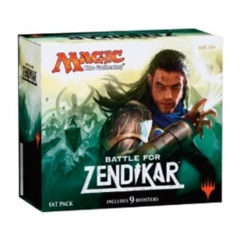 Battle for Zendikar: Fat Pack