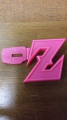 DBZ Scouter (Pink) Panini Compatible
