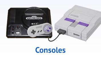 Shop Consoles