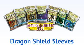 Shop Dragon Shield Sleeves