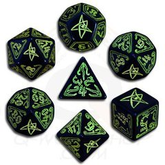 Call of Cthulu 7th Edition Dice Set
